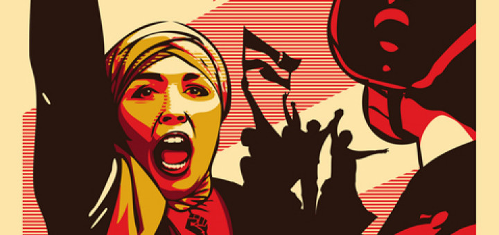 Egypt Will Rise: Supporting the Egyptian Revolution