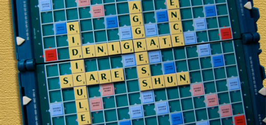 Scrabble: Objectives of name-calling as a logical fallacy