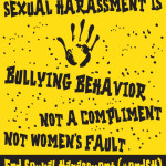 Speak Up Against Sexual Harassment