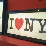 "The Story Of The ""I ♥ New York"" Logo"