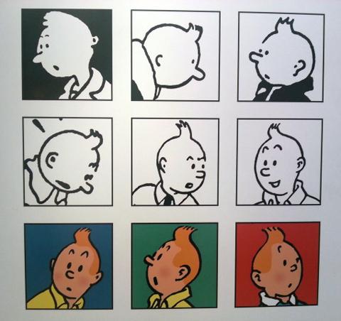 Tintin Is Nobody