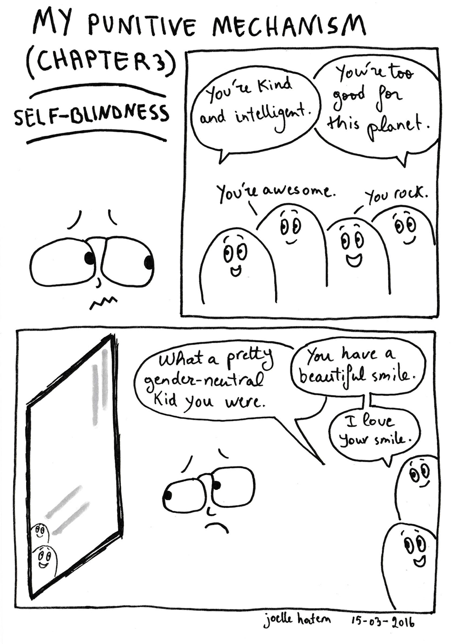 Depression-Self-Blindness