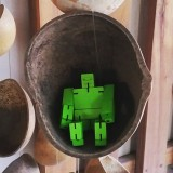 Cubebot-in-a-Bowl