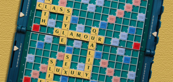 Scrabble: Themes used to promote tobacco to women